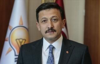 AK Parti'den CHP'ye 'Tunç Soyer'...
