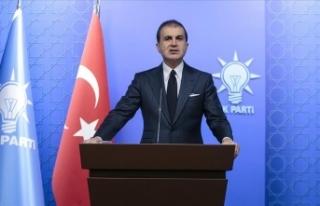 AK Parti Sözcüsü Çelik: DEAŞ'a karşı yapılan...