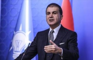 AK Parti Sözcüsü Çelik: Kara propagandaya imza...