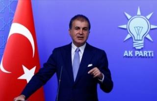 AK Parti Sözcüsü Çelik: Türkiye adaletin tahakkuku...