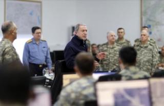 Akar: Kesinlikle ABD ve koalisyon askerinin vurulması...