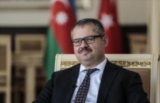Azerbaycan'ın Ankara Büyükelçisi İbrahim:...