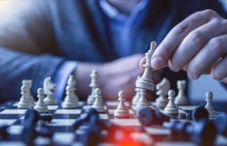 Azerbaycanlı satranç ustası Teymur Recebov dünya...