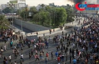 Bağdat'ta yoğun güvenlik önlemlerine rağmen...