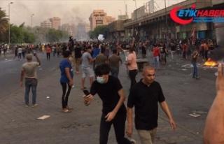 Bağdat'ta geniş kapsamlı sokağa çıkma yasağı...