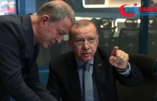 Barış Pınarı Harekatı Koordinasyon Toplantısı...