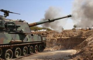 'Barış Pınarı Harekatı terör örgütünü...