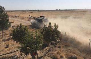Barış Pınarı Harekatı'nda 673 terörist etkisiz...