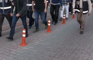 Diyarbakır merkezli suç örgütü operasyonunda...