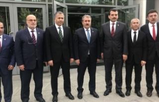 BBP Genel Başkanı Destici: PKK, PYD, YPG bunları...