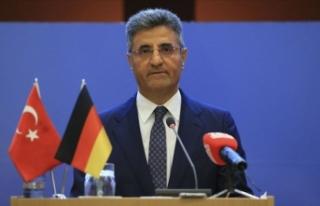 Berlin Büyükelçisi Aydın: Mülteci açıklaması...