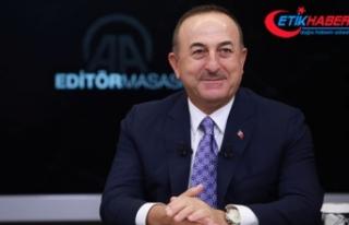 Çavuşoğlu: ABD ve Rusya ile mutabakatlar siyasi...