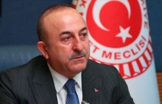 Çavuşoğlu: ABD'de Türkiye'ye karşı...