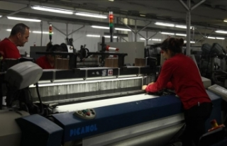 Çerkezköy'de ihracatın lokomotifi tekstil...