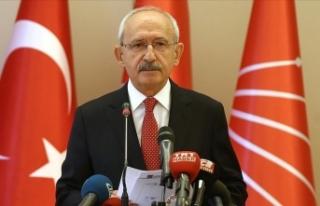 CHP Genel Başkanı Kılıçdaroğlu: Türkiye büyük...