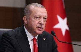 Cumhurbaşkanı Erdoğan: AB ve dünya Türkiye'nin...