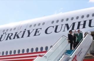 Cumhurbaşkanı Erdoğan Azerbaycan'a gidiyor