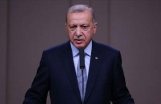 Cumhurbaşkanı Erdoğan: DEAŞ elebaşının öldürülmesi...