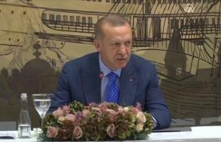 Cumhurbaşkanı Erdoğan: Suriye'nin kuzeyinde...