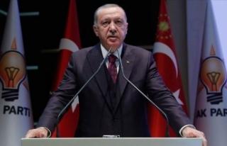 Cumhurbaşkanı Erdoğan: Türkiye'nin bekasının...