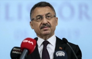 Cumhurbaşkanı Yardımcısı Oktay: Türkiye tehditlerle...