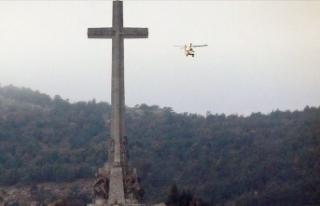 Diktatör Franco'nun tabutu 44 yıl sonra anıt...