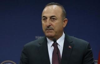 Dışişleri Bakanı Çavuşoğlu: Bu utanç verici...