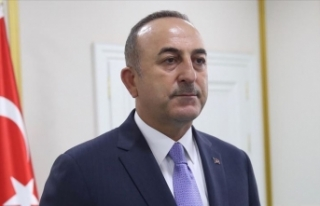 Dışişleri Bakanı Çavuşoğlu, Robert O'Brien...