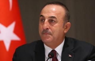 Dışişleri Bakanı Çavuşoğlu: Suriye'ye...
