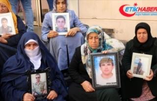 Diyarbakır annelerinden Demir: Oğlumun gençliğini,...