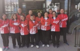Down sendromluların 'Dünya Spor Oyunları'...