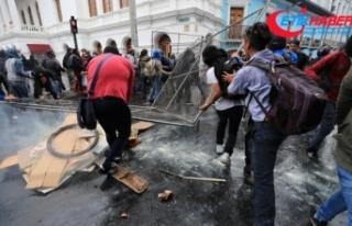 Ekvador'da olağanüstü hal ilan edildi