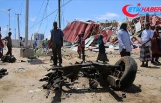 Eş-Şebab Somali'de ABD ve Avrupa güçlerine...