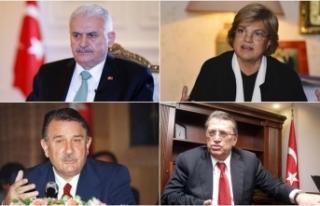 Eski başbakanlardan Barış Pınarı Harekatı'na...
