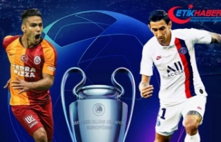 Galatasaray Avrupa'da 281. maçına çıkıyor