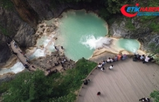 Giresun tabiat parkları ile 1 milyon turist hedefliyor