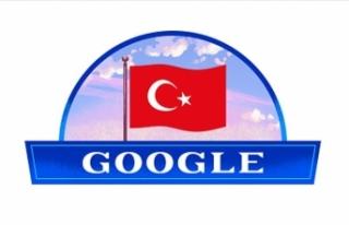 Google'dan Cumhuriyet Bayramı'na özel...
