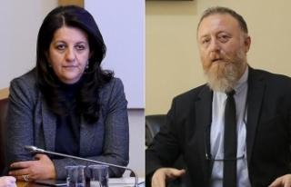 HDP'li Buldan ve Temelli ile 3 milletvekili hakkında...