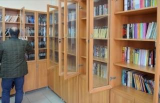 Hükümlü ve tutuklulara 16 milyon kitap