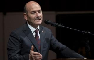 İçişleri Bakanı Soylu: 75 bin 172 kaçak göçmen...