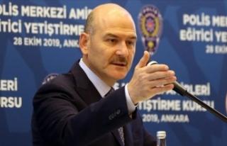 İçişleri Bakanı Soylu: Bağdadi ne kadar teröristse...
