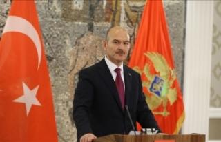 İçişleri Bakanı Soylu: Terör koridoruna müsamaha...