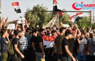 Irak'taki gösterilerde ölü sayısı 100'e...