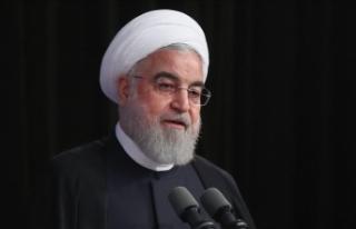İran Cumhurbaşkanı Ruhani: ABD'nin yaptığı...