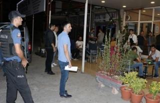 Kahramanmaraş'ta aranan 13 kişi yakalandı