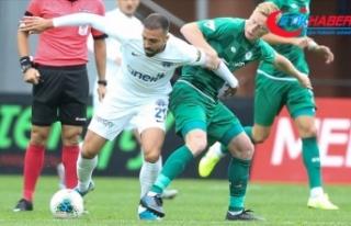 Konyaspor deplasmanda farklı yendi