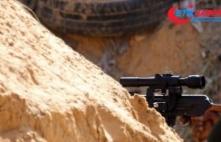Libya'da Hafter'e bağlı 35 paralı askerin...