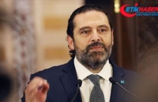Lübnan Başbakanı el-Hariri istifa edeceğini duyurdu
