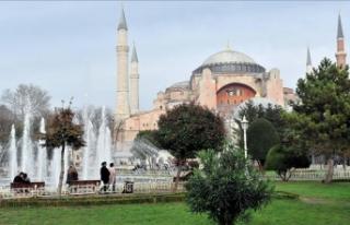 Marmara'da hava sıcaklığı mevsim normallerinin...