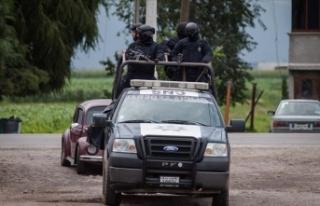 Meksika'da El Chapo'nun oğlu yakalanınca...
